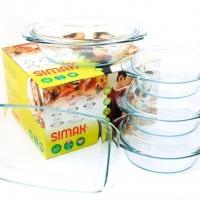 SIMAX жаропрочная посуда (ЧЕХИЯ)