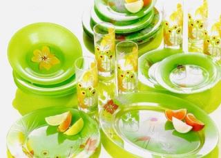 POP FLOWERS GREEN 46 предметов