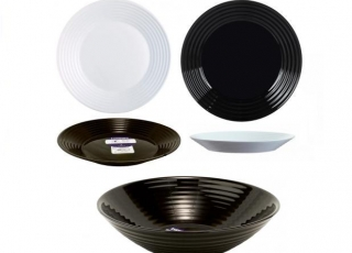 HARENA BLACK / WHITE 19 предметов