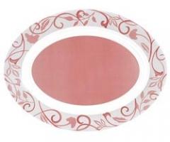 PLENITUDE RED блюдо овальное 33 см