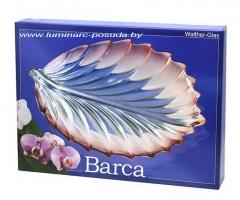 BARCA блюдо 405 мм розовое
