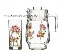 JACINTHE стаканы + кувшин