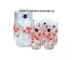 LOTUSIA ARMERIA /стаканы + кувшин/