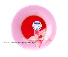 RED ORCHIS тарелка десертная 19 см