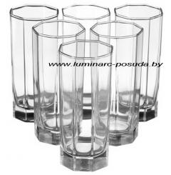 OCTIME стаканы высокие 330 мл 6 шт.