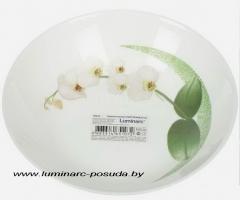 WHITE ORCHID блюдо овальное 35x25 см