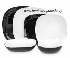 LOTUSIA BLACK / WHITE 24 предмета