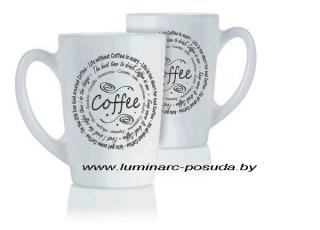 COFFEE LOVE набор кружек 6 шт. 320 мл.